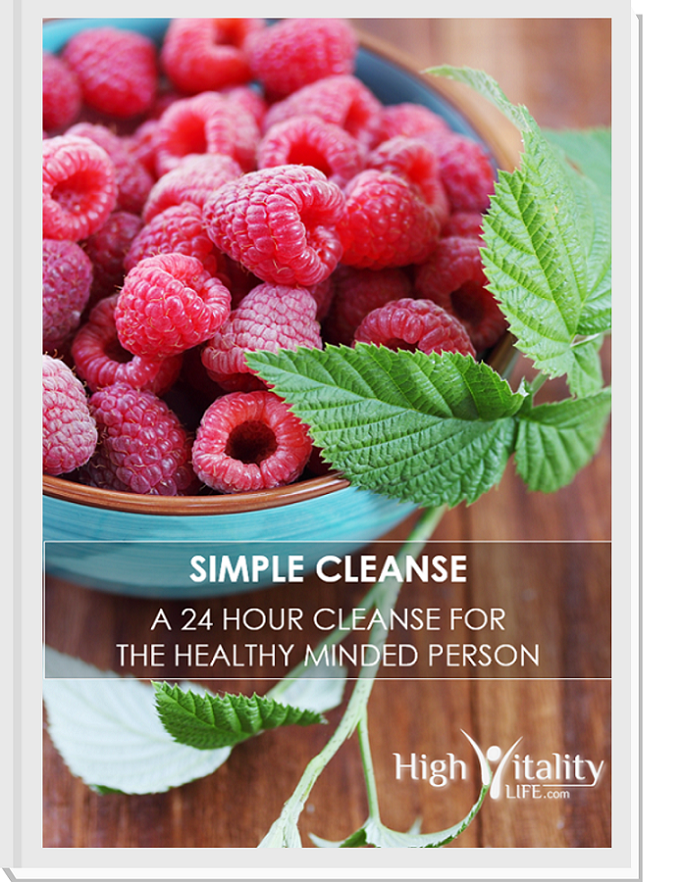 simple cleanse book cover